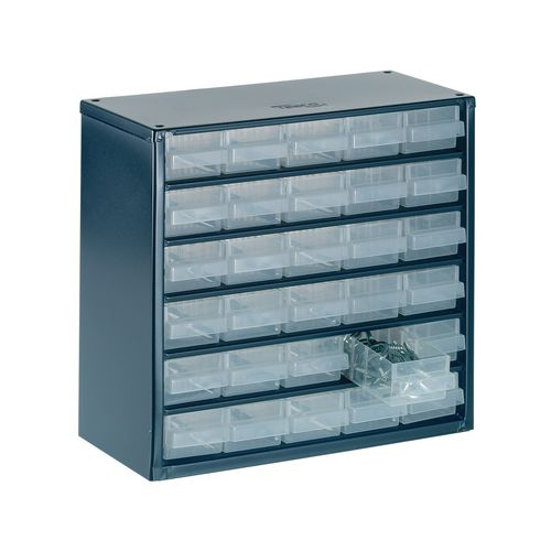 Steel Cabinet 630-00 (30 Drawer)