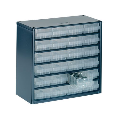 Steel Cabinet 624-01 (24 Drawer)