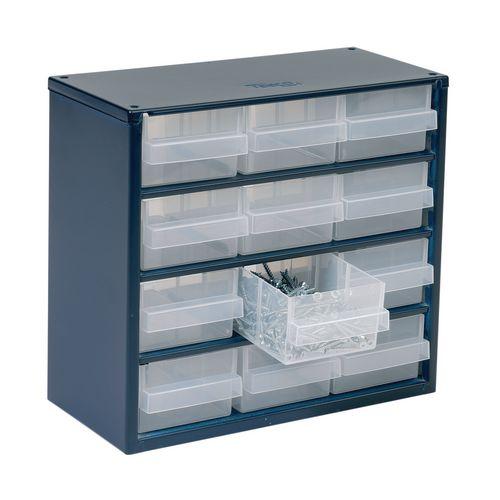 Steel Cabinet 612-02 (12 Drawer)