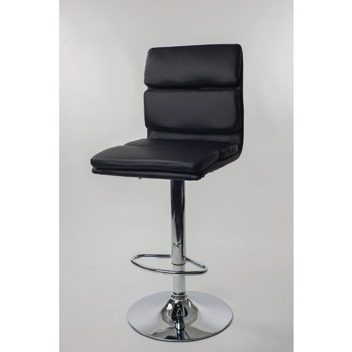 Moderno Bar Stool Black