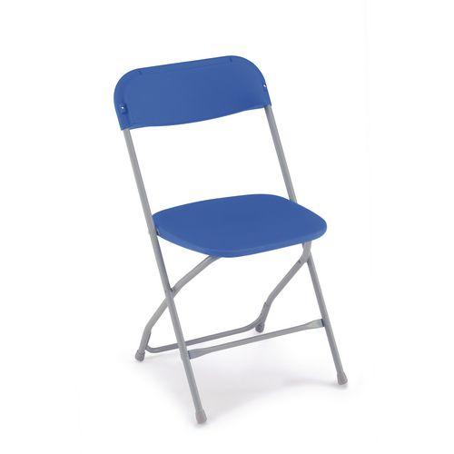 2200 Series Folding Chair Blue Pack of 8