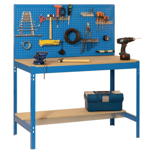 Bt2 1500 Workbench
