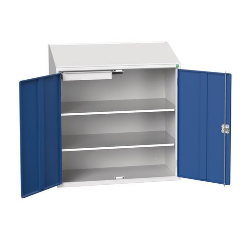 Document Station With Sloping Top 1000mm Wide