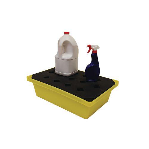 Polyethylene Spill Tray 22L Capacity