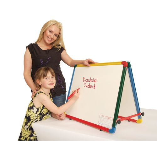 Twin Desktop Easel  Non-magnetic