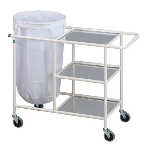 Chepstow Changing Trolley With Linen Bag