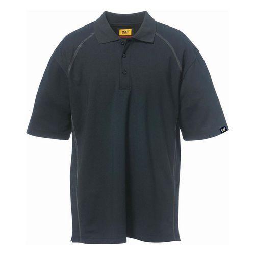 Advanced Performance Polo Shirt 4Xl Black