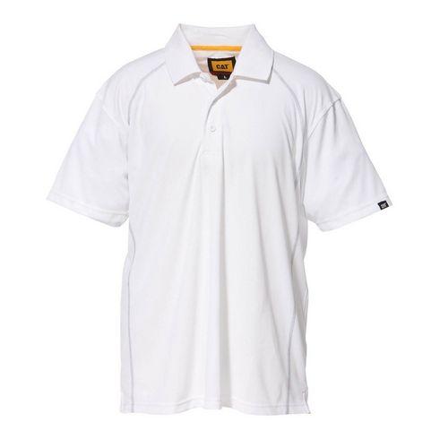 Advanced Performance Polo Shirt Xl White