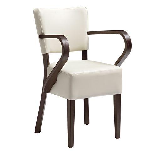 Club Arm Chair Za.387C Wenge Cream