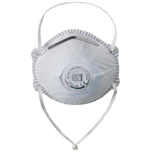 Moulded Mask Ffp2 Valve