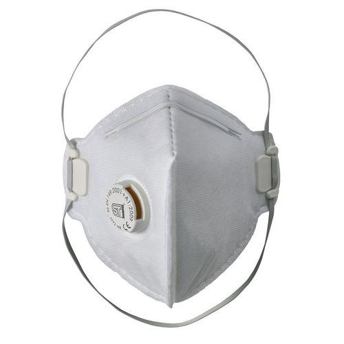 Flat Pack Mask Ffp2 Valve