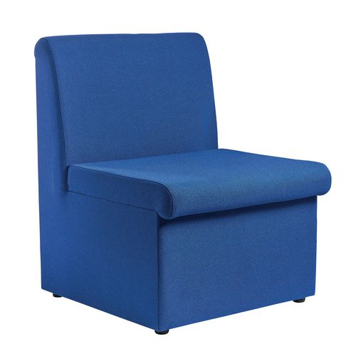 Alto Modular Reception Seating In Blue