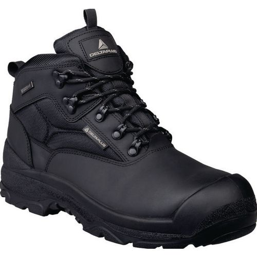 Samy Premium Leather Hiker Black  Uk Size 5 Eu Size 38