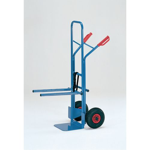 Chair Trolley With Solid Rubber Tyred Wheels