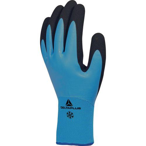 Acrylic / Polyamid Glove With Full Latex Coating Size 10