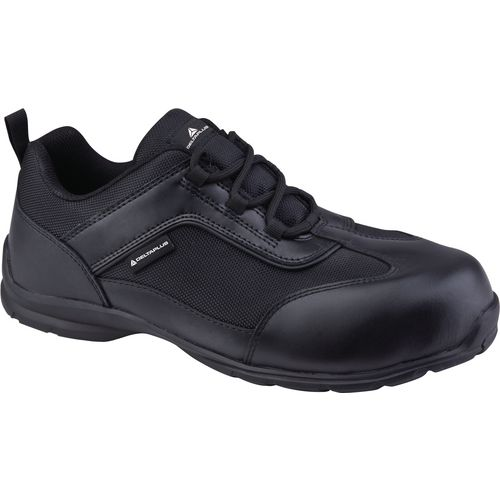 Leather / Mesh Lightweight Shoe Uk Size 4 Eu Size 37