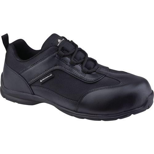 Leather / Mesh Lightweight Shoe Uk Size 6 Eu Size 39