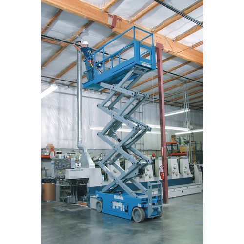 Self Propelled Scissor Lift 11.5M Working Height