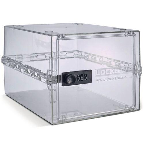Lockabox Classic Clear