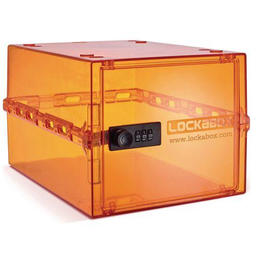 Lockabox Classic Orange