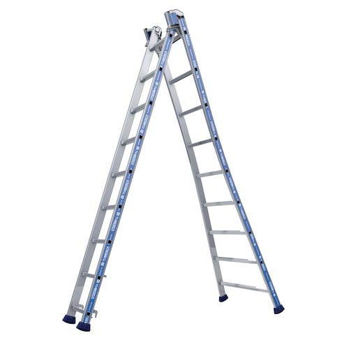 Platinium 300 Combination Ladder 2X10