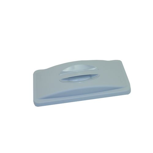 Slim Jim Lid With Handle  Grey
