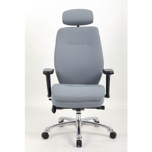 Inspiration Ergonomic Fabric Executive Chair Grey