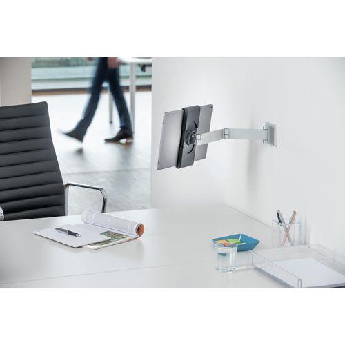 Durable Tablet Holder Wall Arm Aluminium
