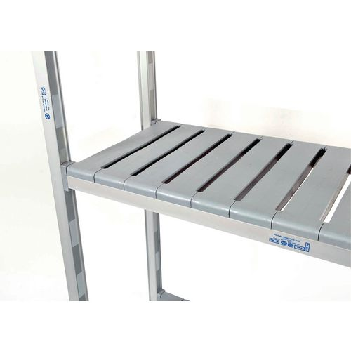Extra Shelf For Aluminium Shelving Bays 450x700
