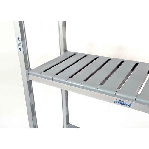 Extra Shelf For Aluminium Shelving Bays 450x1750