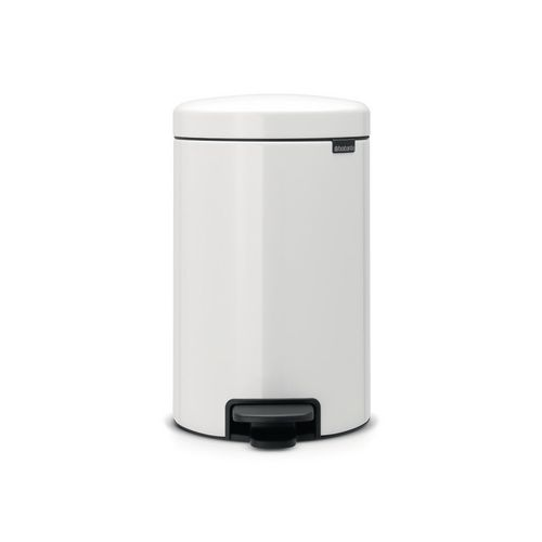 Brabantia New Icon 20 Litre Pedal Bin White