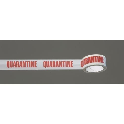 6 Rolls Quarantine Tape