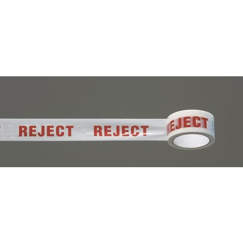 6 Rolls Reject Tape