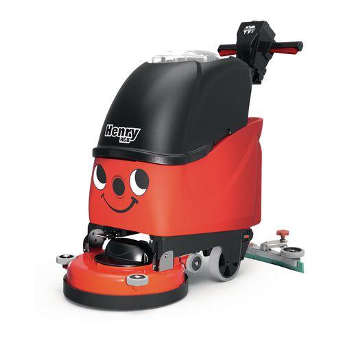 Hgb 3045/55 Henry Scrubber Drier C/W Scrub Brush