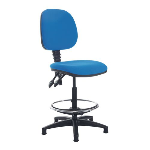 Vantage Plus Draughtmans Chair In Royal Blue