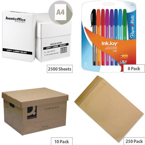 Stationary Home Office Bundle
