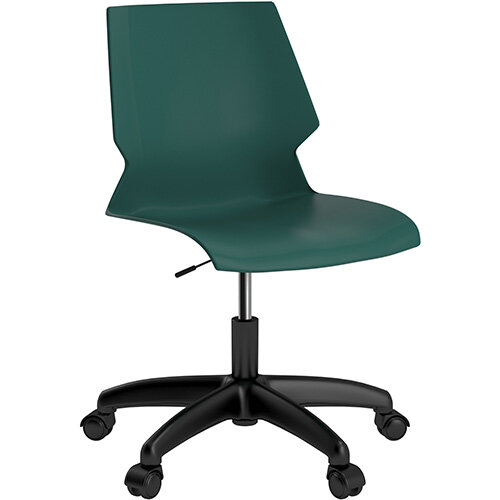 Titan Uni Swivel Chair 400-460mm Seat Height Green