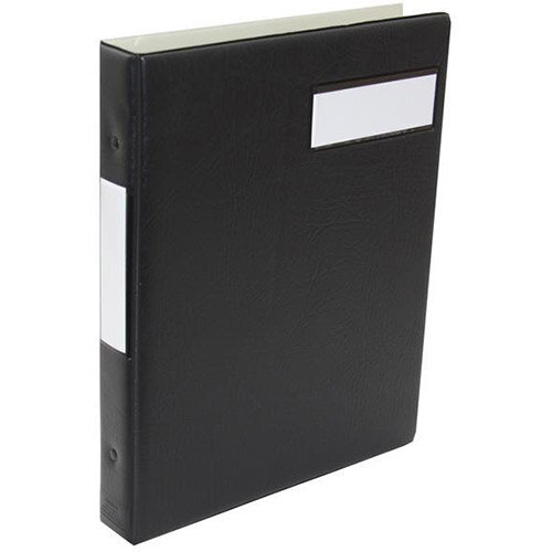 Twinlock V4 Variform Binder Multiring 297x210mm Black Ref 75150 T75150