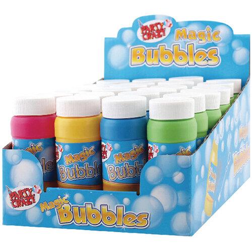 Tallon Magic Bubbles 60ml 24 Pack TA09281
