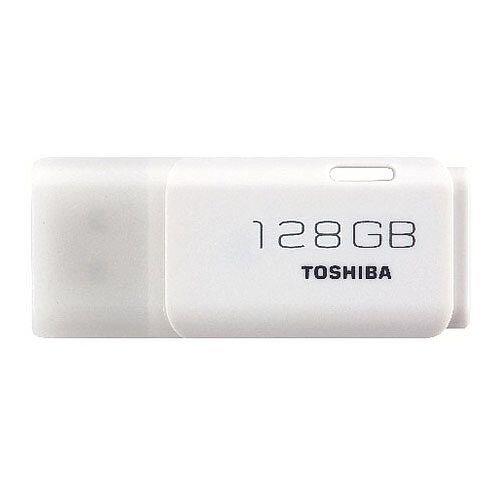 Toshiba TransMemory U202 USB Stick Flash Drive 128GB White THN-U202W1280E4