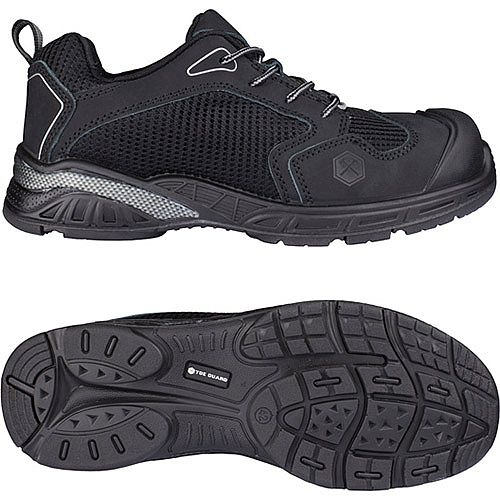 Toe Guard Runner S1P Size 37/Size 4 Safety Shoes