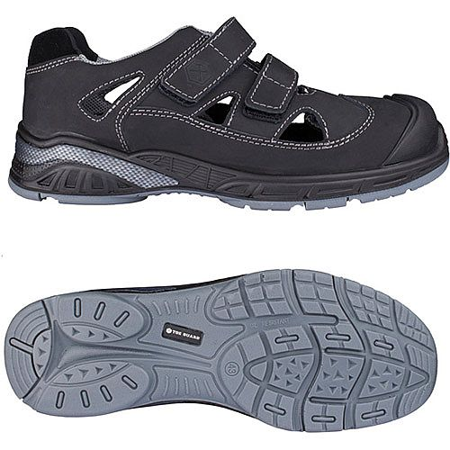Toe Guard Rush S1P Size 41/Size 7 Safety Shoes
