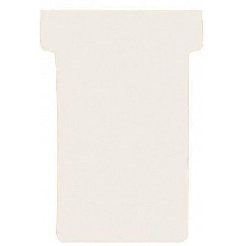 Franken T-Card Size 3 White Pack of 100 TK309