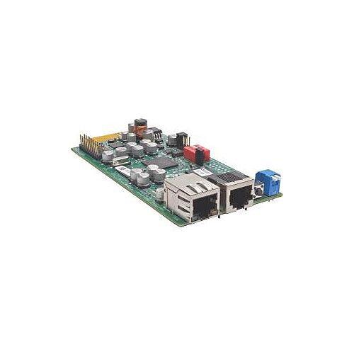 Tripp Lite TLNETCARD UPS Management Adapter SmartSlot 2 x Network RJ-45 Port s