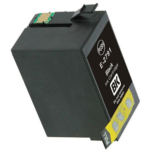 Compatible Epson C13T27914010 27XXL Black 2200 Page Yield Ink Cartridge