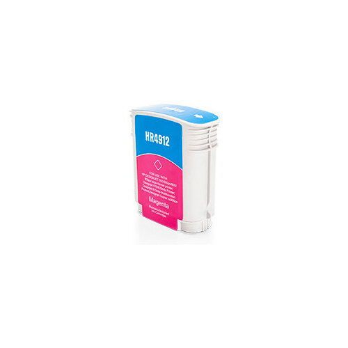 Compatible HP 82 C4912A Magenta Ink Cartridge