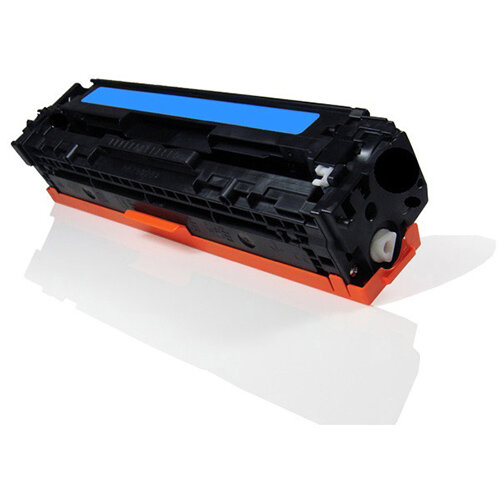 Compatible HP CB541A 125A / Canon 716 Cyan 1400 Page Yield Laser Toner Cartridge