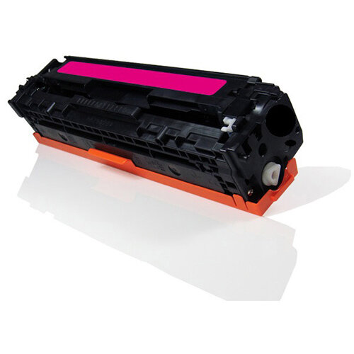 Compatible HP CB543A 125A / Canon 716 Magenta 1400 Page Yield Laser Toner Cartridge