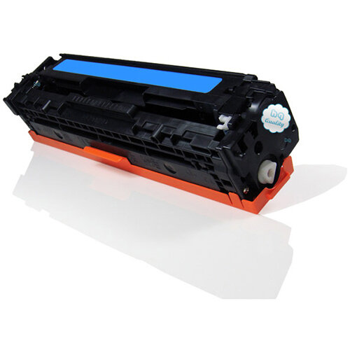 Compatible HP CE321A 128A Cyan 1300 Page Yield Laser Toner Cartridge