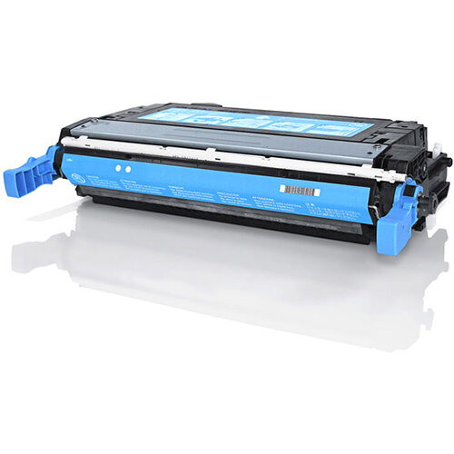 Compatible HP Q5951A / Q6461A Cyan 10000 Page Yield Laser Toner Cartridge